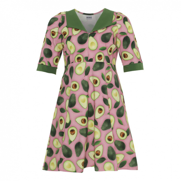 Ser en a formet kjole godt ud på dig?