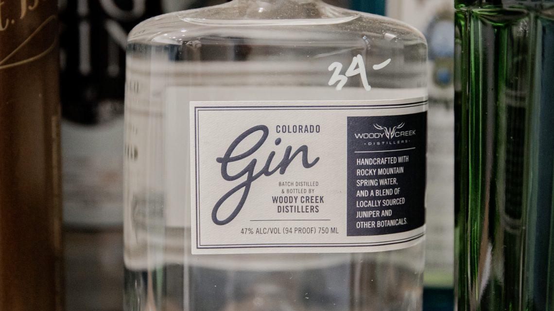Skal du have købt gin hjem til brylluppet?