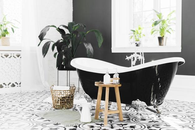 Hvilken stil skal du købe dine bademøbler i?