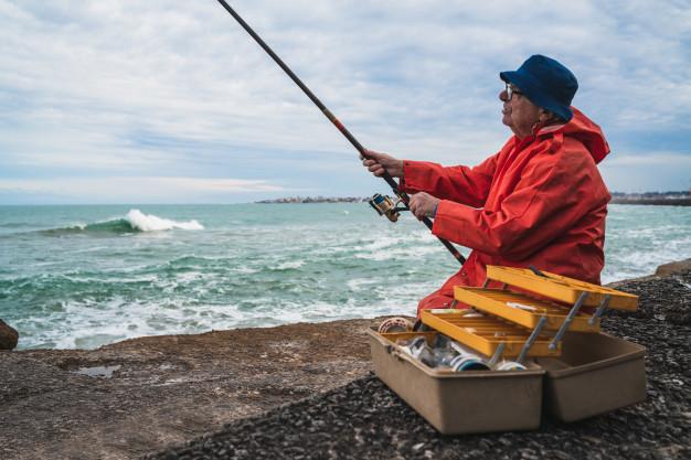 Fisketur på havet – Hvilken havstang skal du bruge
