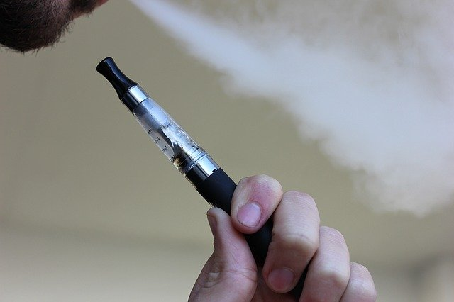 Gå fra cigaretter til E-cigaret