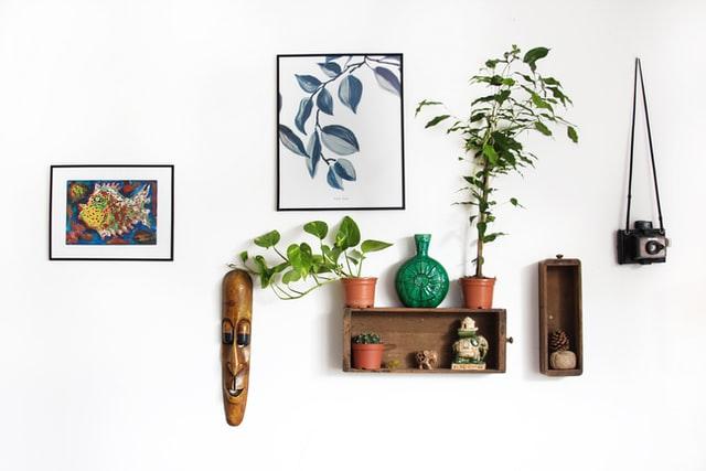 Billeder til væggen: vigtig udsmykning til hjemmet