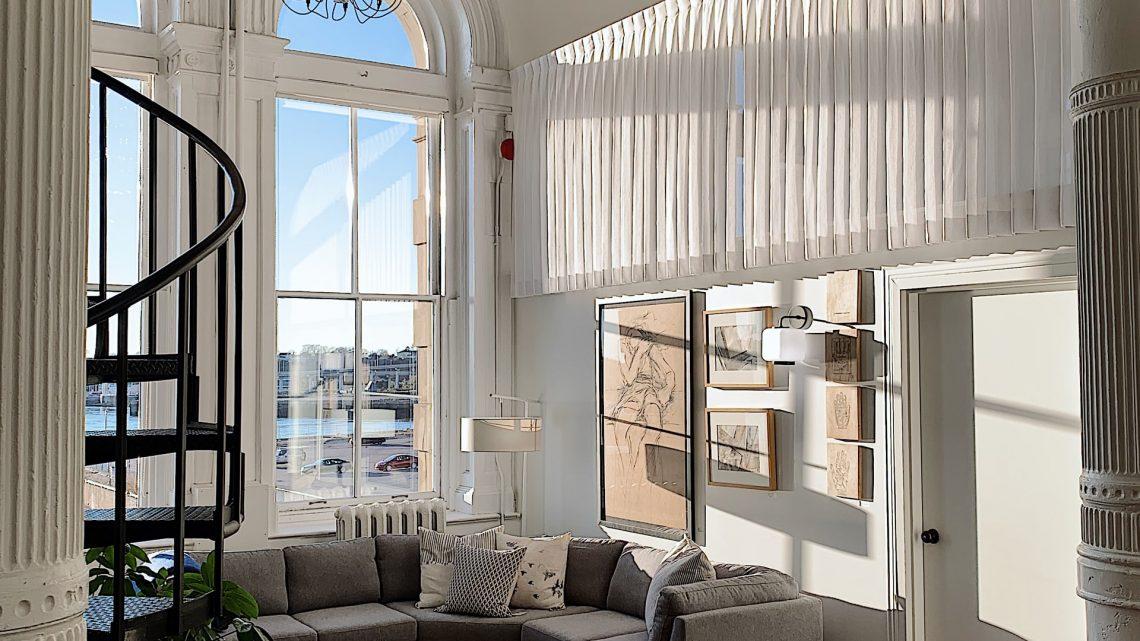 Dansk interiør kan pynte på det nygifte pars hjem